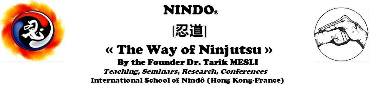 NINDOKAN INTERNATIONAL MARTIAL ARTS